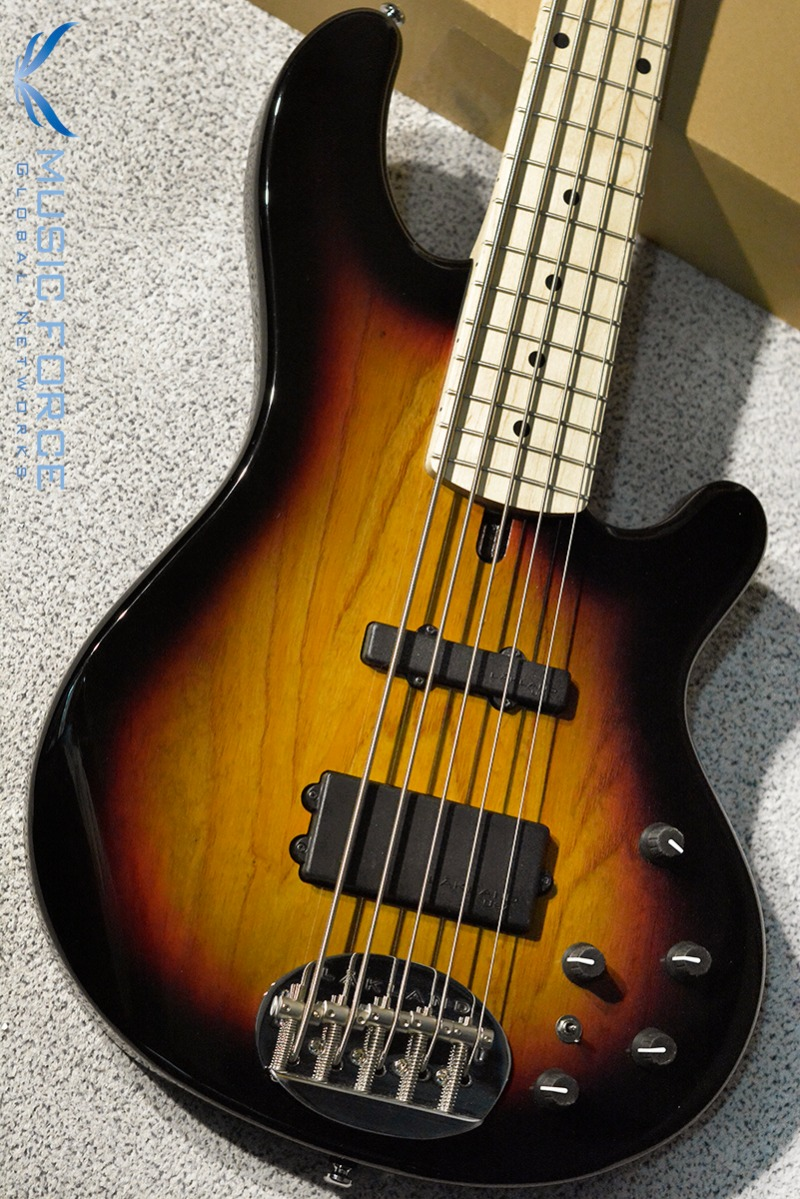 [특별세일!!!] Lakland Skyline 55-02 Standard 3 Tone Sunburst w/Maple FB (2018년산/신품)