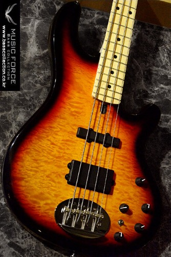 [이월상품창고대방출!!!] Lakland Skyline 44-02 Deluxe QMT-3 Tone Sunburst w/Maple FB(2014년산/신품)