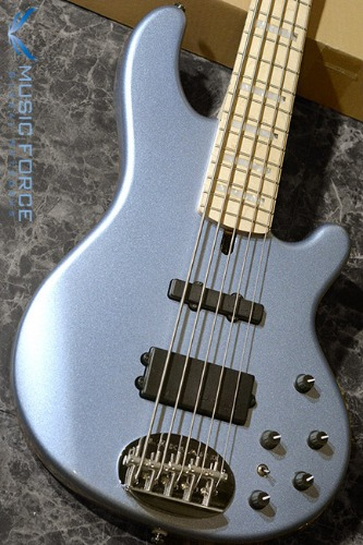 [특별세일!!!] Lakland Skyline 55-02 Custom Ice Blue Metallic w/Maple FB & Special Block Inlay(2018년산/신품)