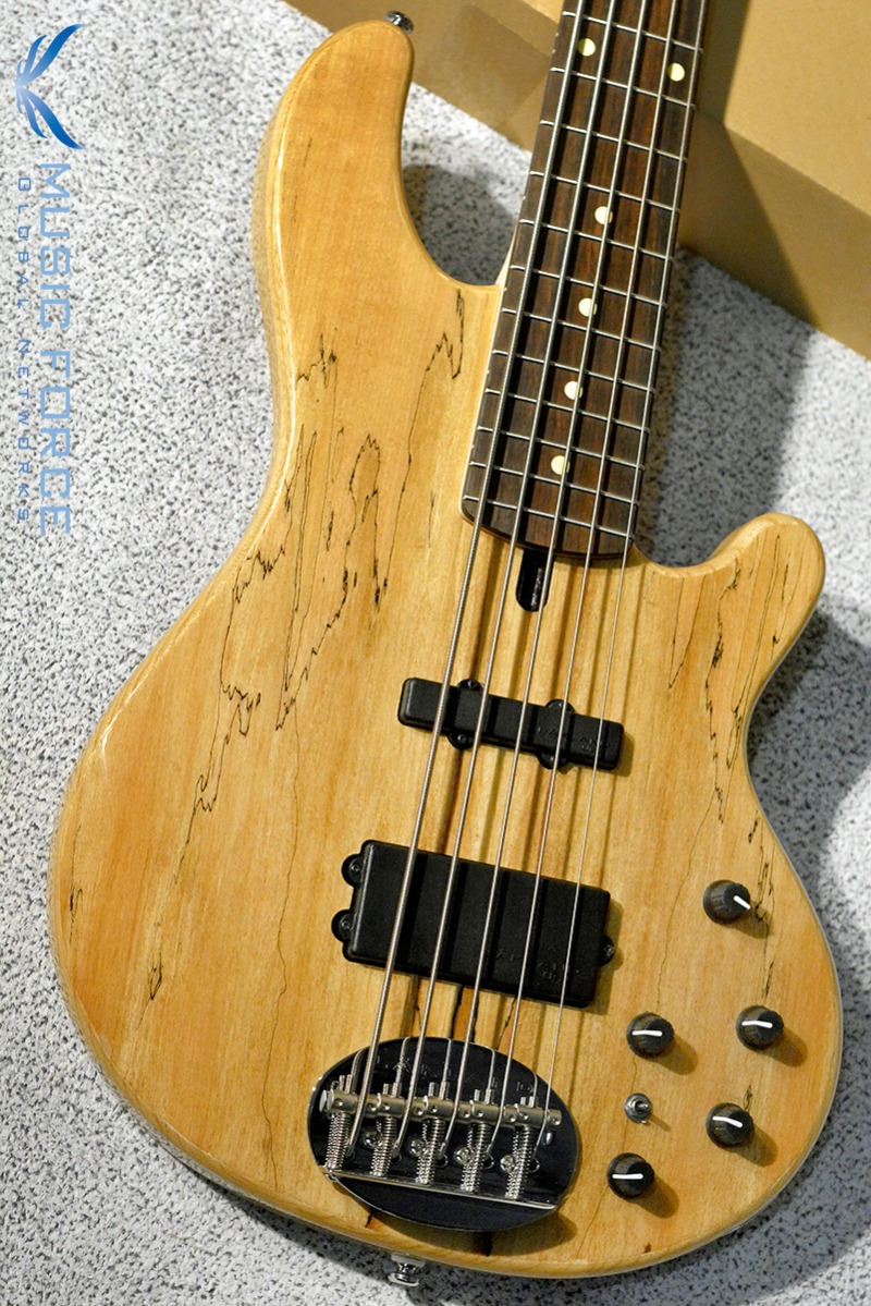 [특별세일!!!] Lakland Skyline 55-02 Deluxe Spalted Maple Top w/Indian Laurel FB #3(2018년산/신품)