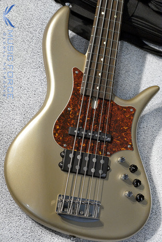 F-Bass VF5-JM Bronze Gloss w/Half Brown Tortoise PG & Rosewood FB(2016년산/신품)